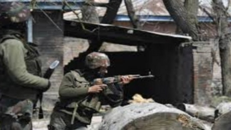 3 terrorists killed in Srinagar encounter, cleaning operation of security forces is still going on