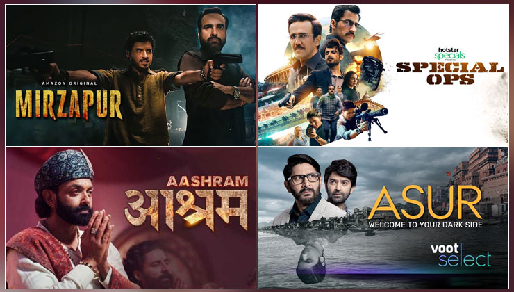 2020 Wrap Up: From Mirzapur 2 to Aashram-6 best crime dramas/thrillers of this year | Bollywood Bubble