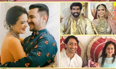2020 Wrap Up: Rana Daggubati to Shaheer Sheikh to Neha Kakkar - Celebs who got hitched this year | Bollywood Bubble