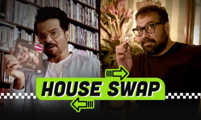 AK vs AK: Anil Kapoor and Anurag Kashyap roast each other in this 'House Swap' video | Bollywood Bubble