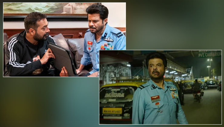 AK vs AK: Anil Kapoor and Anurag Kashyap starrer lands in trouble; Indian Air Force raises objection | Bollywood Bubble