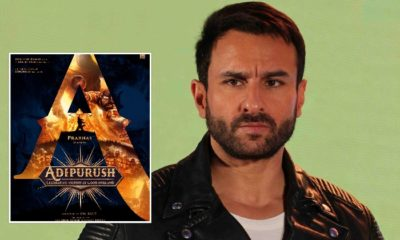 'Adipurush': Case filed against Saif Ali Khan for hurting religious sentiments with his 'humane' Raavan statement | Bollywood Bubble