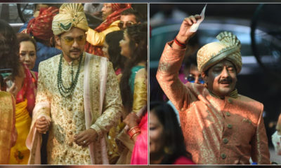 Aditya Narayan Weds Shweta Agarwal: Groom squad arrive in style at the wedding venue- view pics | Bollywood Bubble