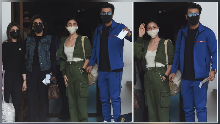 Alia Bhatt joins beau Ranbir Kapoor and his family for New Year vacation-view pics | Bollywood Bubble