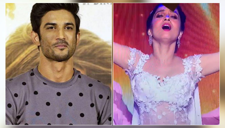 Ankita Lokhande shares a glimpse of her dance tribute to her ex-BF late Sushant Singh Rajput- watch | Bollywood Bubble