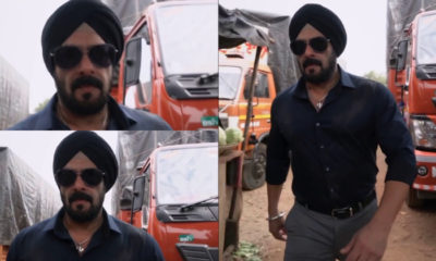 Antim-The Final Truth: Salman Khan nails the walk and the look of a Sardar | Bollywood Bubble
