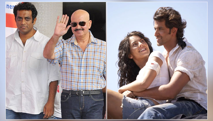 Anurag Basu finally reveals what went wrong with Hrithik Roshan starrer 'Kites'   Bollywood Bubble