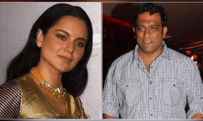Anurag Basu says he doesn't understand the 'public persona' of Kangana Ranaut | Bollywood Bubble