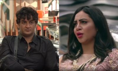 'Bigg Boss 14': Vikas Gupta evicted from the house for pushing Arshi Khan into the pool violently | Bollywood Bubble