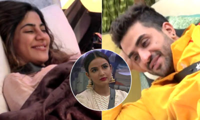 Bigg Boss 14: Nikki Tamboli admits she likes Aly Goni; Jasmin Bhasin are you listening? - watch video | Bollywood Bubble