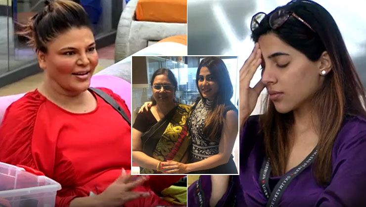 'Bigg Boss 14': Nikki Tamboli's mother upset with Rakhi Sawant's comments, calls them 'vulgar and cheap' | Bollywood Bubble