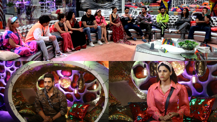 Bigg Boss 14 Written Updates, Day 85: Nomination special episode sees Bigg Boss take strict action against housemates | Bollywood Bubble