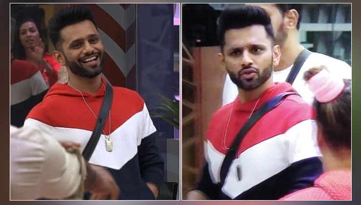 Bigg Boss 14: Rahul Vaidya finally re-enters the house; check out the other contestants' reaction | Bollywood Bubble