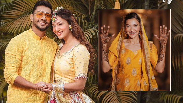 Bride-to-be Gauahar Khan shares beautiful pictures from her mehendi ceremony | Bollywood Bubble
