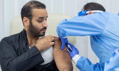 Coronavirus vaccine: As Muslim clerics rabblerouse, Saudi prince gets first dose