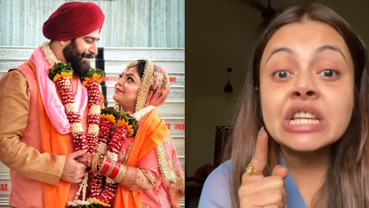 Devoleena Bhattacharjee lashes out at Divya Bhatnagar's husband for torturing the late actress mentally and physically -watch video | Bollywood Bubble