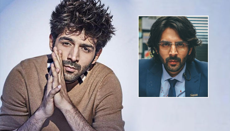 Dhamaka: Kartik Aaryan as Arjun Pathak means business in this spectacled avatar | Bollywood Bubble