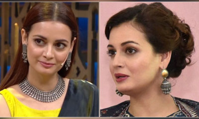 Dia Mirza: It is bizarre that a 50-plus actor is acting opposite a 19-year-old actress   Bollywood Bubble