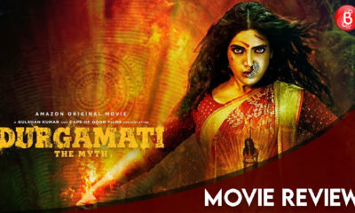 Durgamati Movie Review: Bhumi Pednekar horror-thriller is no scare-fest | Bollywood Bubble