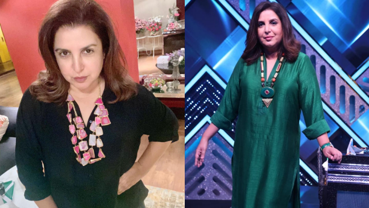 Farah Khan's social media accounts hacked; choreographer-filmmaker urges everyone to be vigilant | Bollywood Bubble