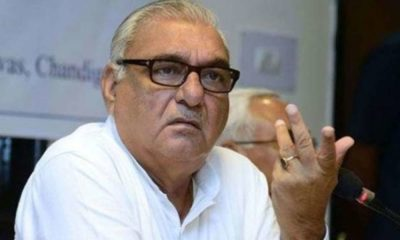 Former Congress CM Bhupinder Singh Hooda had supported 'free markets for farmers' earlier, now opposes them