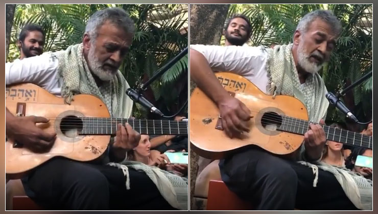 Lucky Ali's impromptu rendition of O Sanam takes the internet by storm- watch video | Bollywood Bubble