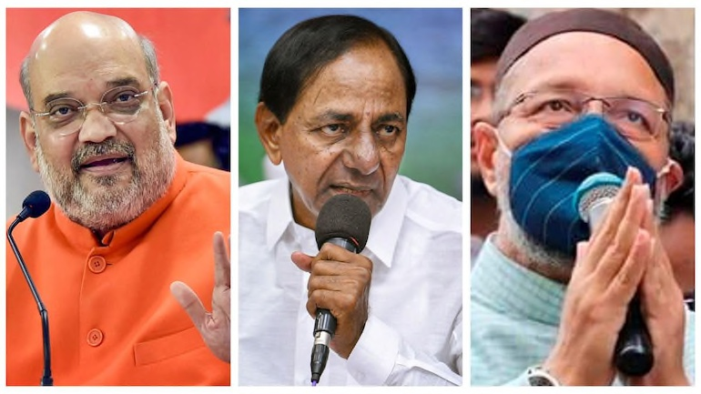 GHMC elections result: Why TRS failed and BJP went from 4 to 49 seats
