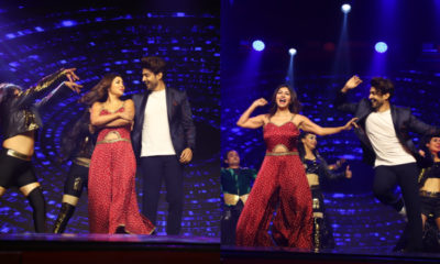 Gurmeet Choudhary and Debina Bonnerjee show their kind nature as they perform for the COVID warriors   Bollywood Bubble
