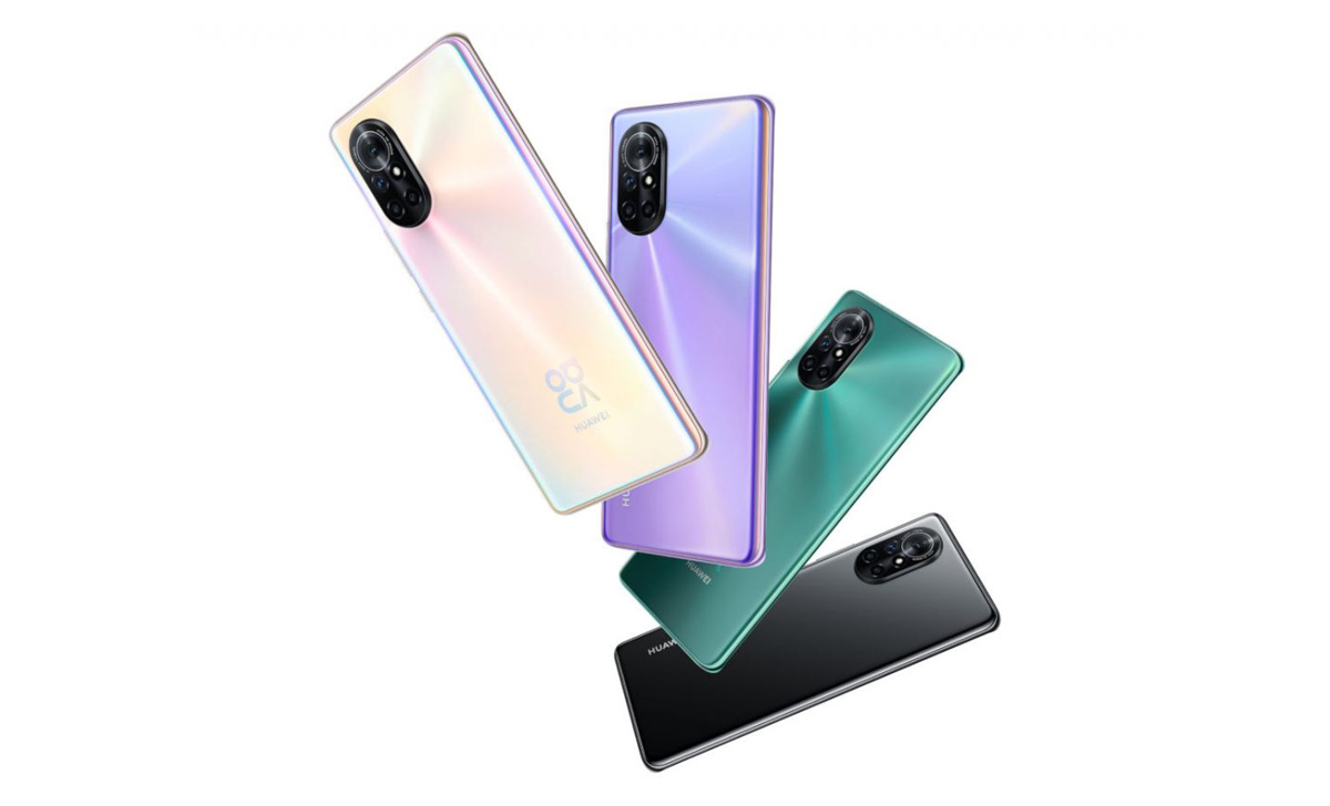 Huawei has launched two flagship killers Nova 8 and Nova 8 Pro