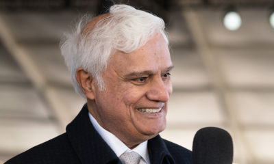India born Christian apologist Ravi Zacharias accused of sexual misconduct after his death