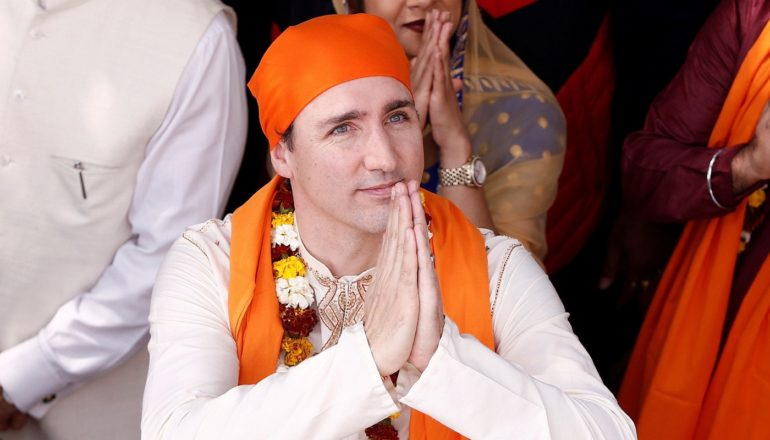 India hits back at Canadian PM over his comments on farmer protests