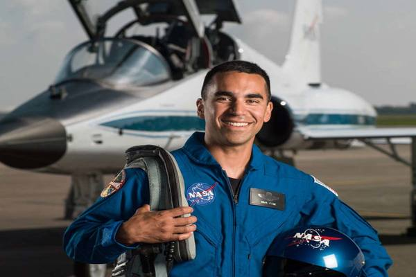 Indian-American astronaut Raja Chari selected for NASA mission to ISS