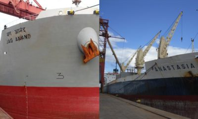 Indian crew on two ships stuck for months at Chinese ports