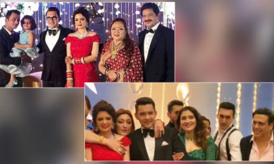 Inside Aditya Narayan and Shweta Agarwal's star-studded wedding reception- view pics & videos | Bollywood Bubble