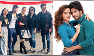 Jug Jugg Jeeyo: Film's shoot stalled as Neetu Kapoor & Varun Dhawan test positive for Covid-19 | Bollywood Bubble