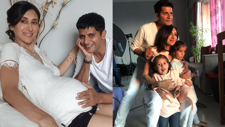 """Karanvir Bohra and Teejay Sidhu become proud parents of a baby girl; actor says, """"I've got three angels"""" 