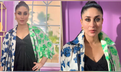Kareena Kapoor Khan finally spills the beans about the name of her second child - watch video | Bollywood Bubble