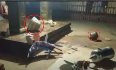 Kerala: CPIM goons arrested for vandalising Subramaniam temple