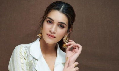 Kriti Sanon tests negative for Covid-19; thanks everyone for the 'warm wishes' and 'never-ending love' | Bollywood Bubble