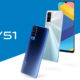 Launched with powerful battery is Vivo Y51 (2020), has 16 megapixel front camera