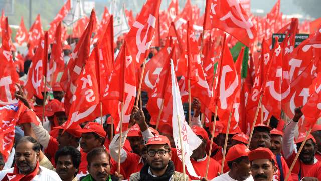 Leftist organisations instigated farmers in the name of Sikhism: Report