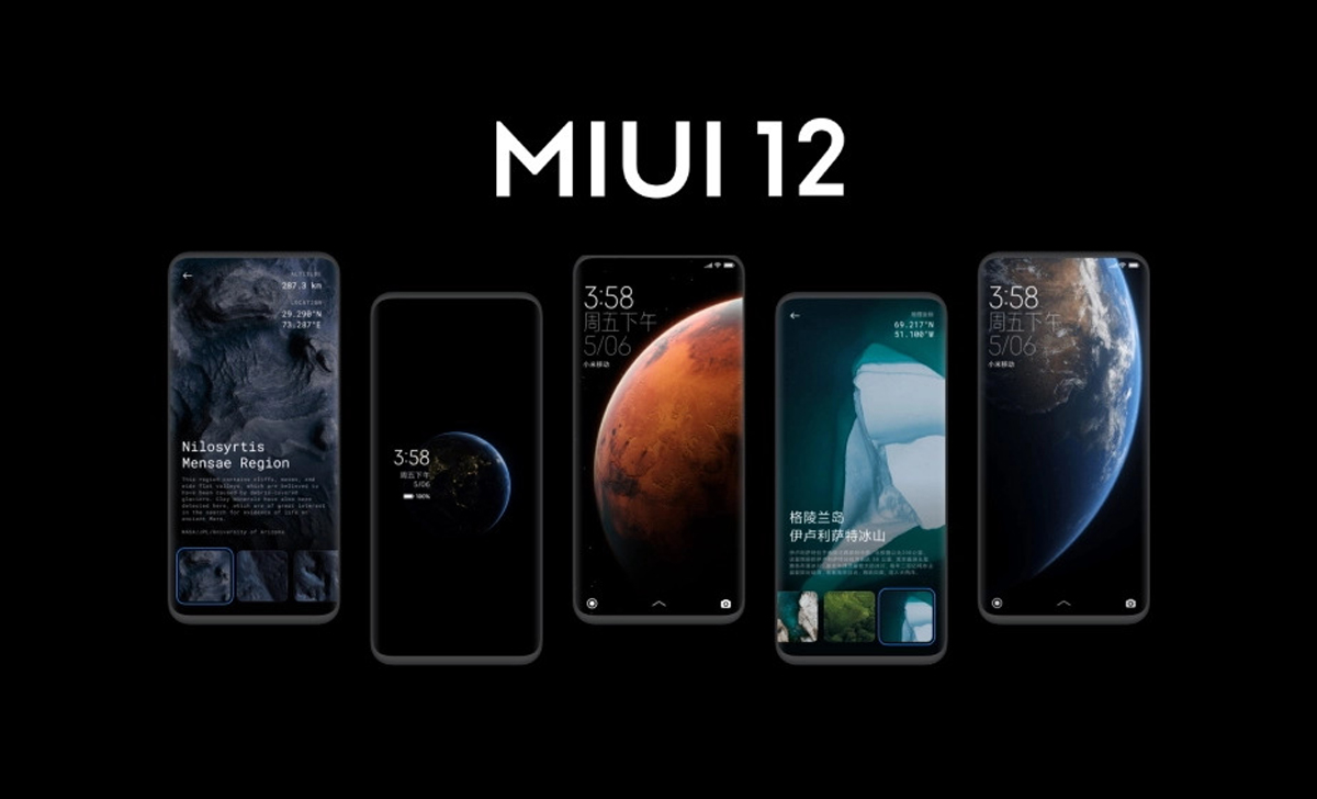 MIUI 12.5 update is coming to these phones of Redmi, Poco and Mi.