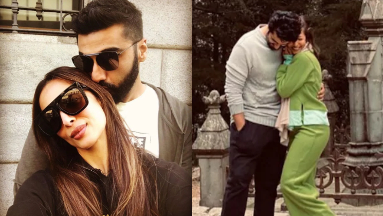Malaika Arora spills the beans on being quarantined with beau Arjun Kapoor | Bollywood Bubble