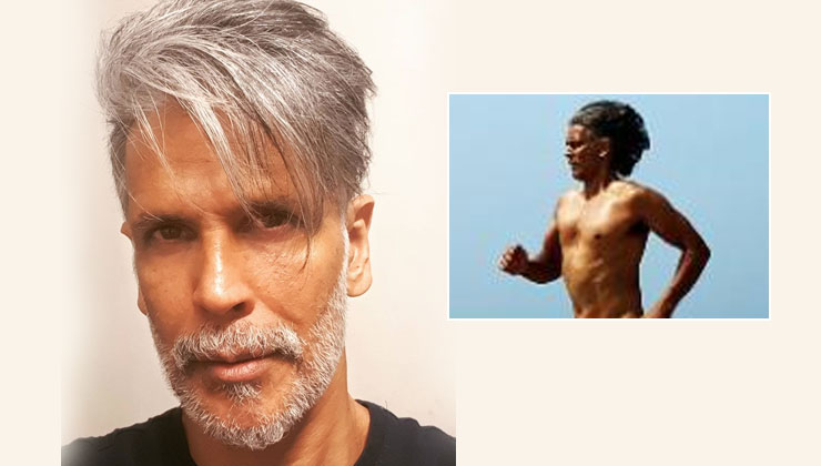 Milind Soman FINALLY reacts to being booked for running naked on Goa beach   Bollywood Bubble