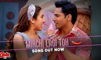 Mirchi Lagi Toh Song: Varun Dhawan & Sara Ali Khan fail to live up to Govinda-Karisma Kapoor's charm | Bollywood Bubble