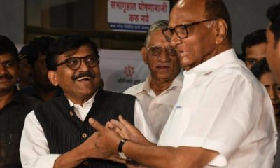 NCP supremo Sharad Pawar for UPA chairperson? Shiv Sena supports