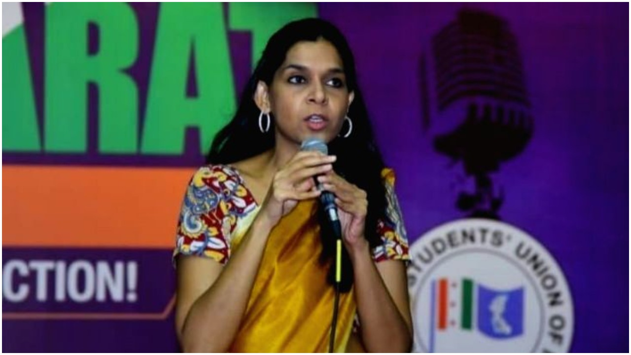 NSUI in-charge Ruchi Gupta quits party over delay in organisational changes, blames Rahul Gandhi's aide KC Venugopal
