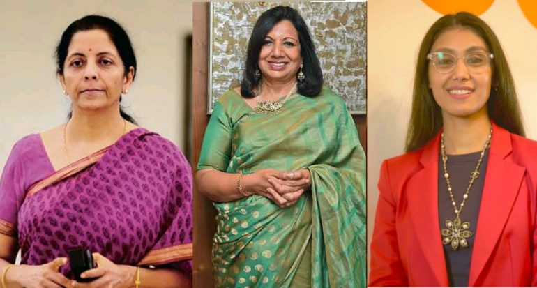 Nirmala Sitharaman ranks 41st in Forbes list of 100 most powerful women