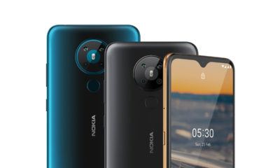 Nokia 5.4K was seen on the website with the price before the launch, you will get a punch hole display