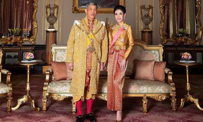Nude, explicit images of Thailand King's royal consort leaked online